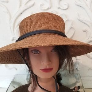Sloggers - Women's Braided Sun Hat  NWOT